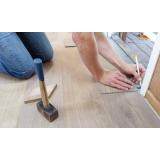 empresa de instalação piso laminado sobre cerâmica Chapada