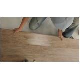 instalação de pisos laminados Chapada