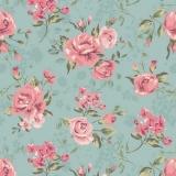 quanto custa papel de parede floral Vacaria